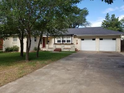 Potter County, Randall County Single Family Home For Sale: 2406 Anna St