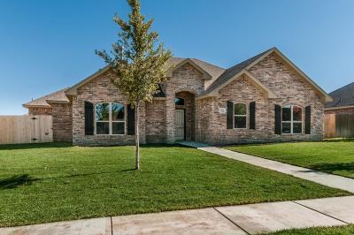 Amarillo Single Family Home For Sale: 7407 Alexandria Ave
