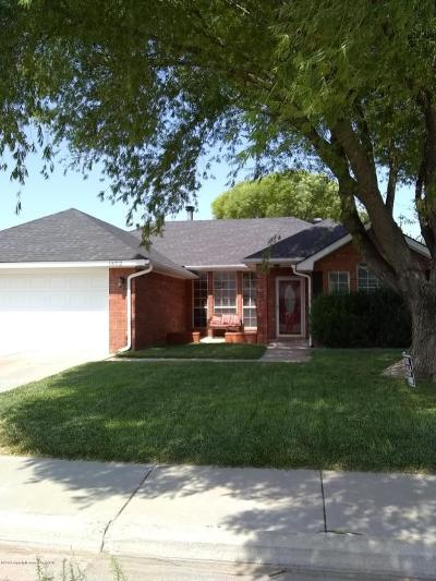 Potter County Single Family Home For Sale: 1602 Armstrong St