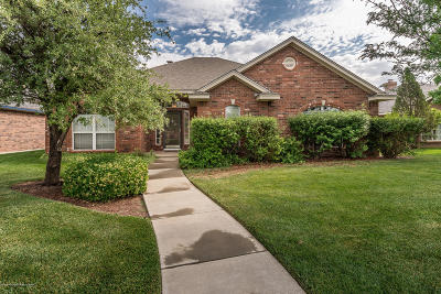Randall County Single Family Home For Sale: 8307 Prosper Dr