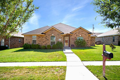 Amarillo Single Family Home For Sale: 6111 Mercy Ct