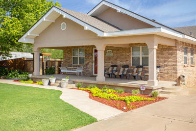 Potter County Single Family Home For Sale: 4109 27th Ave