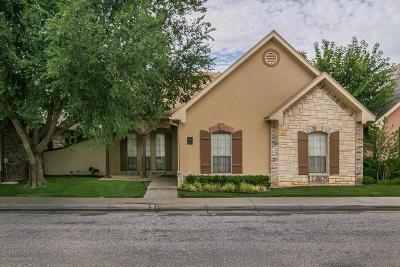 Amarillo Single Family Home For Sale: 9 Monet Rue