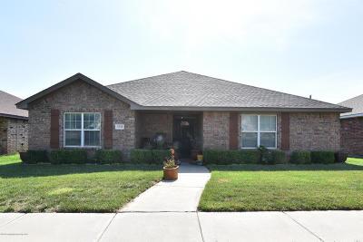 Amarillo Single Family Home For Sale: 4311 Williams S St