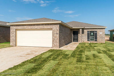Amarillo Single Family Home For Sale: 4604 Gloster
