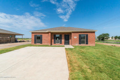Amarillo Single Family Home For Sale: 4600 Gloster