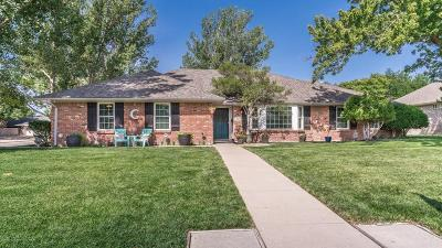 Randall Single Family Home For Sale: 3518 Farwell Dr.