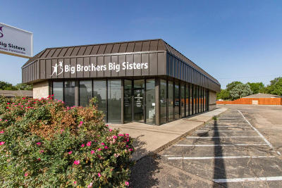 Amarillo Commercial For Sale: 2110 Western St
