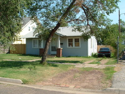 Potter County Single Family Home For Sale: 2306 5th SW Ave