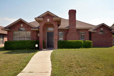 Randall County Single Family Home For Sale: 6511 Milligan Pl