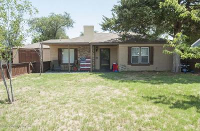 Potter County Single Family Home For Sale: 1305 Beverly S Dr