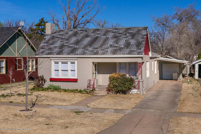 Potter County Single Family Home For Sale: 701 Sunset Ter