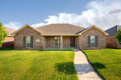 Randall Single Family Home For Sale: 3904 Durham Dr