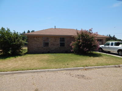 Carson County Single Family Home For Sale: 901 Jackson
