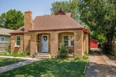 Potter County Single Family Home For Sale: 3720 Fountain Ter