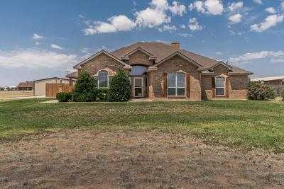 Randall Single Family Home For Sale: 5250 Mesquite Springs Trl