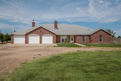 Bushland Single Family Home For Sale: 501 Lantana Rd