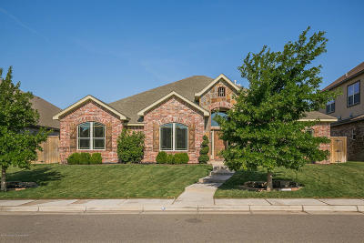 Potter County, Randall County Single Family Home For Sale: 6302 Parkwood Pl