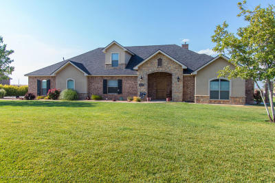 Amarillo Single Family Home For Sale: 19944 Clear Sky Trl