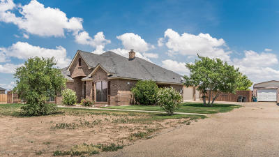 Amarillo Single Family Home For Sale: 5601 Buffalo Springs Trl