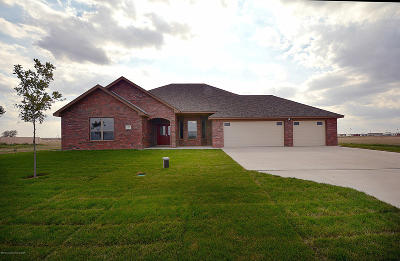 Amarillo Single Family Home For Sale: 14500 Maple Dr