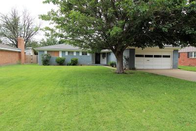 Potter County, Randall County Single Family Home For Sale: 6107 Hanson Rd