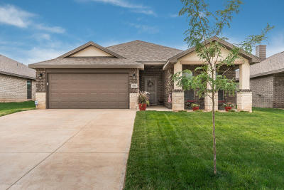 Amarillo Single Family Home For Sale: 9208 Rockwood Dr