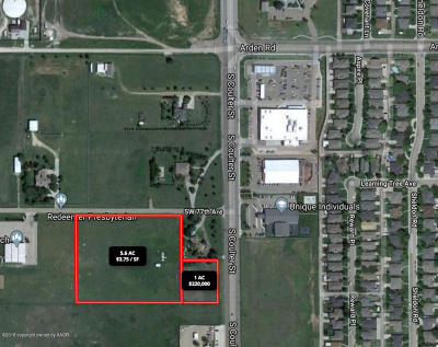 Amarillo Commercial For Sale: SW 77th Ave