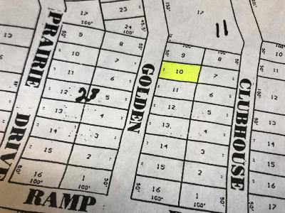 Fritch Residential Lots & Land For Sale: Golden Dr.