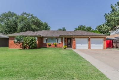 Amarillo Single Family Home For Sale: 3402 Milam S St
