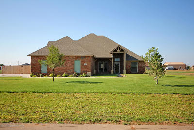 Amarillo Single Family Home For Sale: 9153 Yesterday Lane East