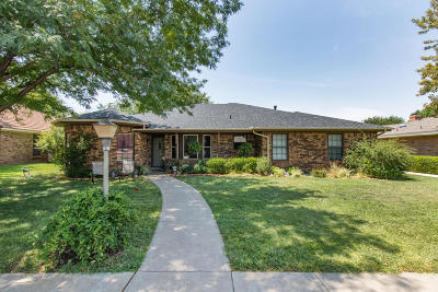Amarillo Single Family Home For Sale: 7016 Chelsea Dr