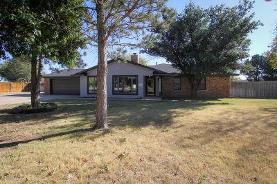 Amarillo Single Family Home For Sale: 7915 Santa Fe Trl