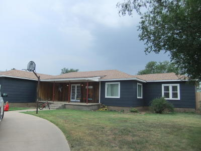 Carson County Single Family Home For Sale: 505 Park Ave