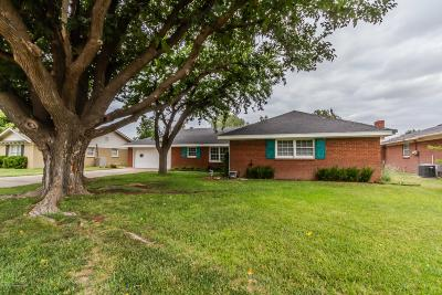 Potter County, Randall County Single Family Home For Sale: 5512 Everett Ave