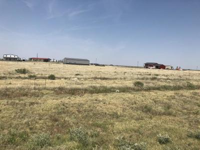 Amarillo Residential Lots & Land For Sale: 12850 Montana Way
