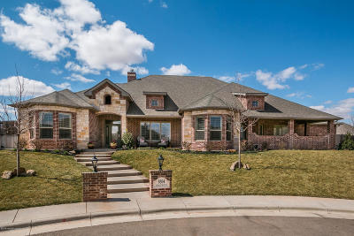 Amarillo Single Family Home For Sale: 8304 Shadywood Dr