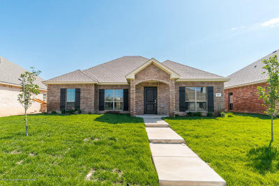 Amarillo Single Family Home For Sale: 7717 Crestline Dr