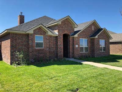 Amarillo Single Family Home For Sale: 9105 Staten Is