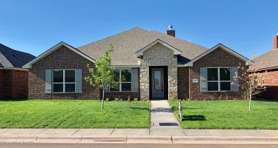 Amarillo Single Family Home For Sale: 9107 Staten Is