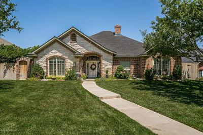 Amarillo Single Family Home For Sale: 2707 River Birch Pl