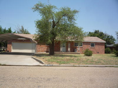 Fritch Single Family Home For Auction: 403 Overland Trl Trl