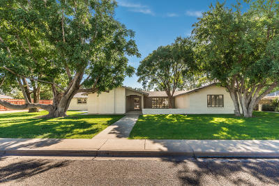 Hereford Single Family Home For Sale: 132 Liveoak