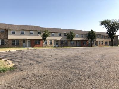 Borger Multi Family Home For Sale: 37 Adobe Trl