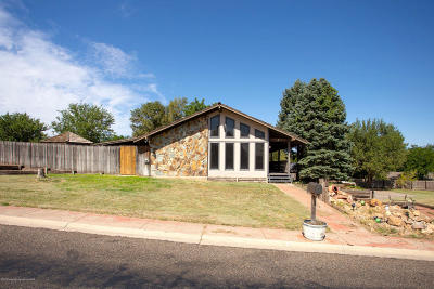 Canyon Single Family Home For Sale: 7 Village Dr