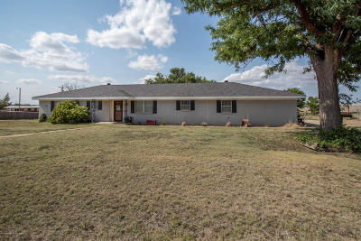 Hereford Single Family Home For Sale: 3713 Yucca Dr