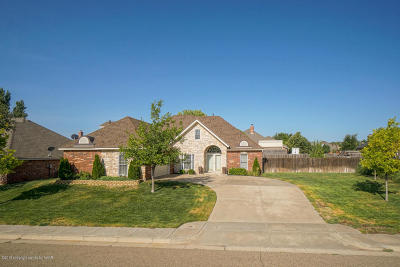 Amarillo Single Family Home For Sale: 13 Cypress Pt
