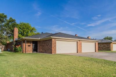 Multi Family Home For Sale: 4448 Ridgecrest Cir