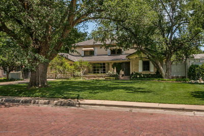 Amarillo Single Family Home For Sale: 2809 Hayden S St