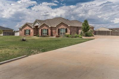 Amarillo Single Family Home For Sale: 18350 Quail Crossing Rd